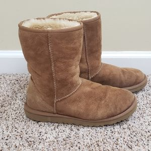 UGG Suede boots Size 6